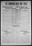 The Cimarron News and Press, 05-23-1907 by Cimarron Publishing Company