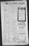 Clayton Citizen, 10-12-1906 by R. Q. Palmer