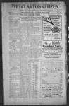 Clayton Citizen, 11-09-1906 by R. Q. Palmer