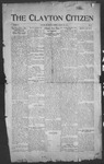Clayton Citizen, 01-20-1916 by R. Q. Palmer