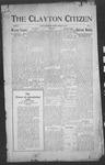 Clayton Citizen, 02-03-1916 by R. Q. Palmer
