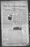 Clayton Citizen, 02-10-1916 by R. Q. Palmer