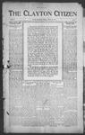 Clayton Citizen, 02-24-1916 by R. Q. Palmer