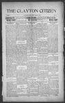 Clayton Citizen, 03-16-1916 by R. Q. Palmer