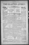 Clayton Citizen, 03-30-1916 by R. Q. Palmer