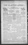 Clayton Citizen, 04-06-1916 by R. Q. Palmer
