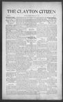 Clayton Citizen, 05-04-1916 by R. Q. Palmer