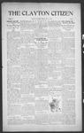 Clayton Citizen, 05-11-1916 by R. Q. Palmer