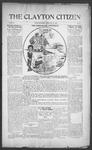 Clayton Citizen, 05-18-1916 by R. Q. Palmer