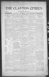 Clayton Citizen, 06-01-1916 by R. Q. Palmer