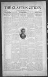 Clayton Citizen, 07-20-1916 by R. Q. Palmer