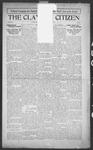 Clayton Citizen, 08-17-1916 by R. Q. Palmer