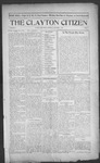 Clayton Citizen, 09-07-1916 by R. Q. Palmer