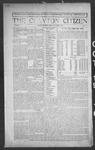 Clayton Citizen, 10-19-1916 by R. Q. Palmer