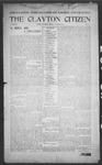 Clayton Citizen, 11-02-1916 by R. Q. Palmer