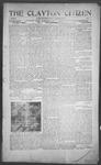 Clayton Citizen, 12-28-1916 by R. Q. Palmer