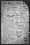 Clayton Enterprise, 12-22-1905 by J. E. Curren