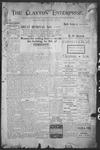 Clayton Enterprise, 01-12-1906 by J. E. Curren