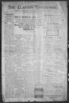 Clayton Enterprise, 01-19-1906 by J. E. Curren