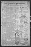 Clayton Enterprise, 01-26-1906 by J. E. Curren