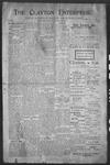Clayton Enterprise, 02-23-1906 by J. E. Curren