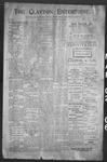 Clayton Enterprise, 03-02-1906 by J. E. Curren