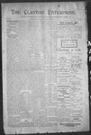 Clayton Enterprise, 03-09-1906 by J. E. Curren