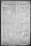 Clayton Enterprise, 03-23-1906 by J. E. Curren