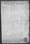 Clayton Enterprise, 04-13-1906 by J. E. Curren