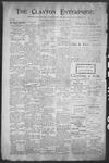 Clayton Enterprise, 04-27-1906 by J. E. Curren