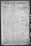 Clayton Enterprise, 05-04-1906 by J. E. Curren