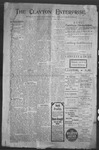Clayton Enterprise, 05-11-1906 by J. E. Curren