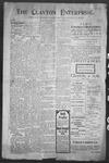 Clayton Enterprise, 05-18-1906 by J. E. Curren
