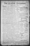 Clayton Enterprise, 05-25-1906 by J. E. Curren