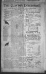 Clayton Enterprise, 06-29-1906 by J. E. Curren
