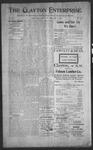 Clayton Enterprise, 07-13-1906 by J. E. Curren