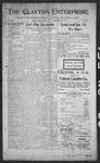 Clayton Enterprise, 07-20-1906 by J. E. Curren