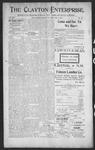 Clayton Enterprise, 08-10-1906 by J. E. Curren