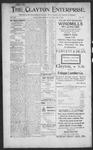 Clayton Enterprise, 08-17-1906 by J. E. Curren