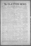 Clayton News, 03-12-1921 by Suthers & Taylor
