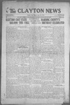 Clayton News, 06-18-1921 by Suthers & Taylor