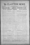 Clayton News, 07-02-1921 by Suthers & Taylor