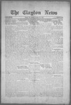 Clayton News, 10-29-1921 by Suthers & Taylor