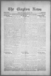 Clayton News, 11-19-1921 by Suthers & Taylor
