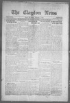 Clayton News, 12-03-1921 by Suthers & Taylor