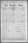 Clayton News, 12-10-1921 by Suthers & Taylor