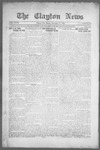 Clayton News, 12-17-1921 by Suthers & Taylor