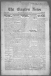 Clayton News, 12-24-1921 by Suthers & Taylor