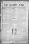 Clayton News, 01-07-1922 by Suthers & Taylor