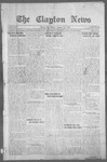 Clayton News, 01-14-1922 by Suthers & Taylor